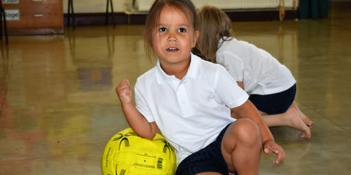 MOVE with Zip Active EYFS/Reception Physical Development & PE Workshop