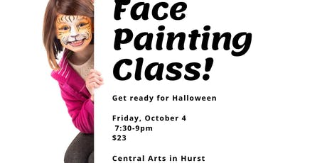 Face Painting/Hurst tickets