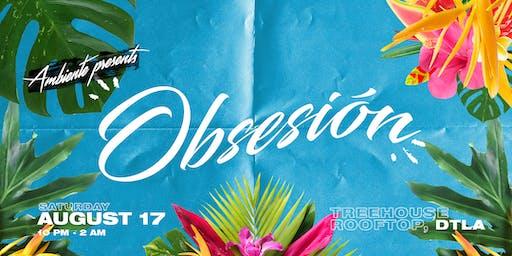 Ambiente Presents: Obsesión