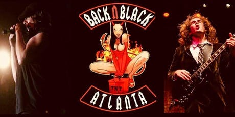 AC/DC Tribute - Back N Black tickets