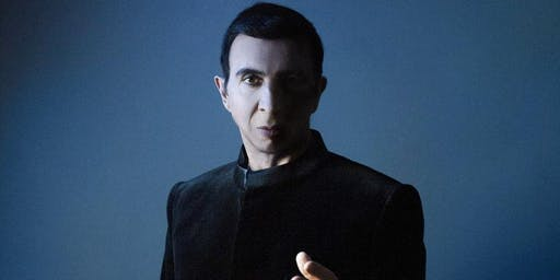 Marc Almond (of Soft Cell) with a special performance from Dita Von Teese