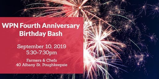 WPN Fourth Anniversary Birthday Bash