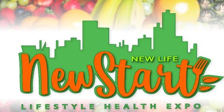 NewStart NewLife Lifestyle Health Expo weekend tickets
