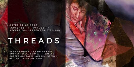 Threads Opening Reception tickets