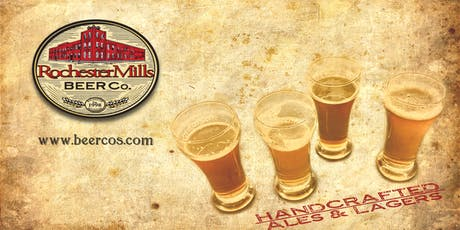 Alumni Connections at Rochester Mills Beer Co.  tickets