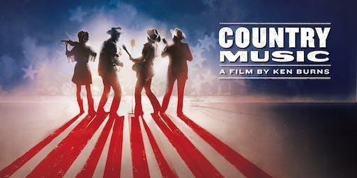 Ken Burns: Country Music Film Screening