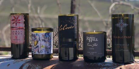 Spooky Wine Country Candle Making Class tickets