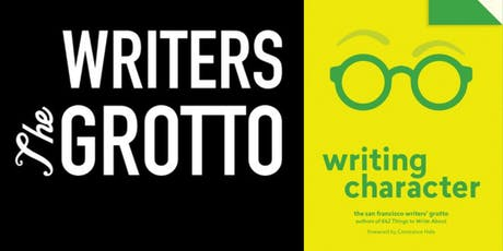 Character Writing Masterclass with the SF Writer's Grotto tickets