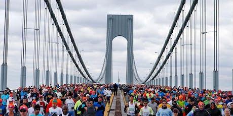 Runner's Edge 2019 NYC Marathon Bus tickets