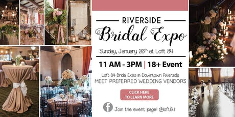 2020 Loft .84 Bridal Expo tickets