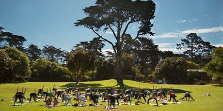 Yoga on the Great Meadow - Membership Appreciation Month  tickets