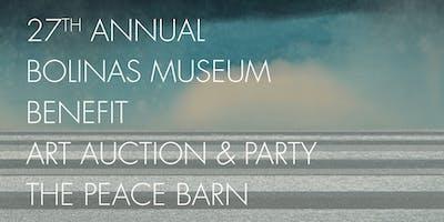Bolinas Museum Benefit Art Auction 2019