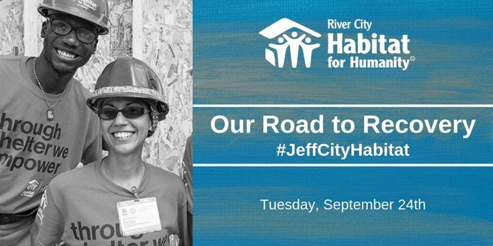 Our Road To Recovery: Jefferson City Habitat for Humanity