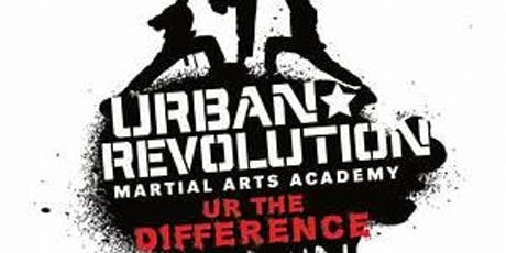 Stay Focused On Your Health During The Holidays  With Urban Revolution! tickets