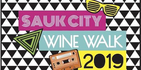 Sauk Hop - Sauk City Wine Walk 2019 tickets