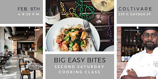 Cooking Class: Big Easy Bites II
