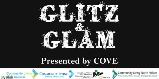 Glitz and Glam: presented by COVE