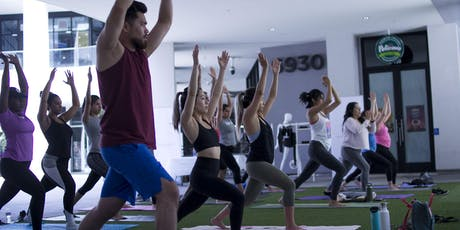 Introductory Yoga Class tickets