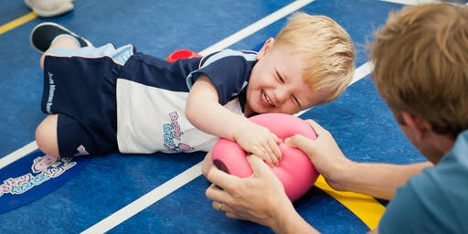 Free Rugbytots taster at Ashley Junior School