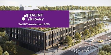 TALiNT Amsterdam tickets