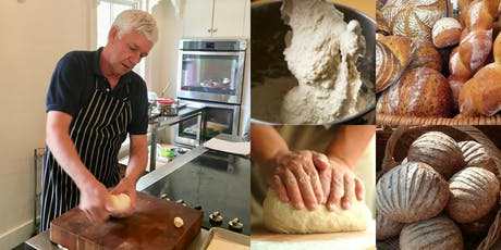 Bread Baking Master Class, with Lou Jones of BritBreads tickets