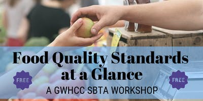 Food Quality Standards at a Glance Workshop