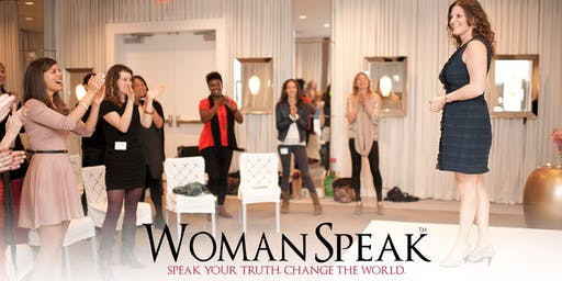 WomanSpeak is Here. Get Empowered. Share your Voice.
