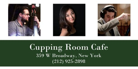 [NYC LIVE JAZZ]Miki Yokoyama Trio at Cupping Room Cafe tickets