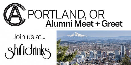 PORTLAND Alumni Meet + Greet tickets