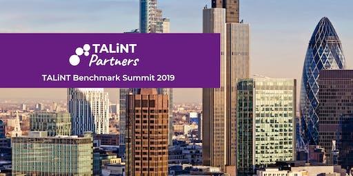 TALiNT Benchmark Programme Summit 2019
