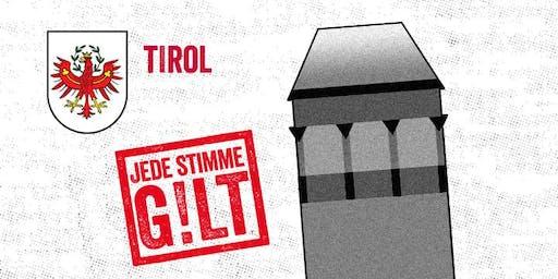 Leitln - ´'s isch Zeit. Für Bürgerparlamente!