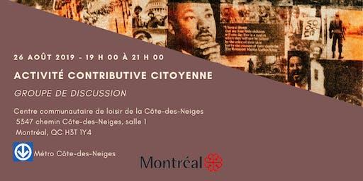 Appel à participant.e.s / Activité contributive citoyenne du CIM (2e)