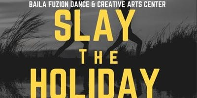 Slay the Holiday Fit Fundraiser
