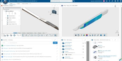 Houston: GoEngineer presents Structural Professional Engineer - Integrating SW Simulation and ABAQUS Event