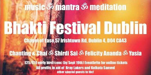 Bhakti Festival Dublin 2019