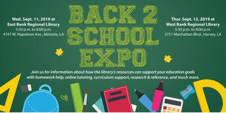 Back-2-School Expo tickets