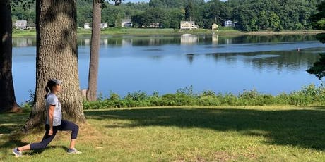 FALL into it! :  Hike, HIIT, Stretch & Meditate at Maudslay State Park tickets