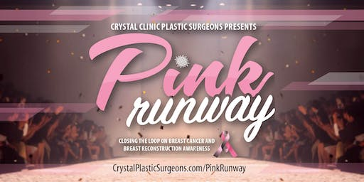 Crystal Clinic Plastic Surgeons Pink Runway 2019