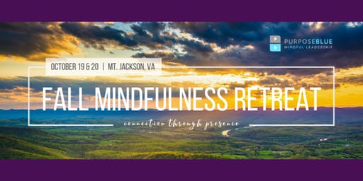 Fall Mindfulness Retreat with Laurie Cameron and Andy Shallal