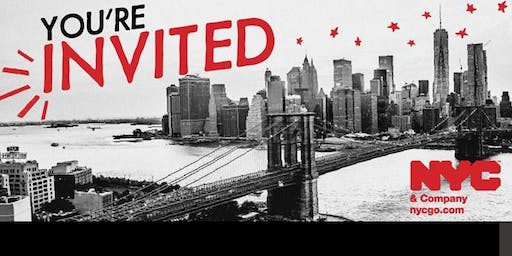 Join NYC & Company for a Networking Lunch at the W Hotel - By invitation only