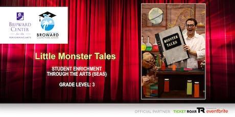 Little Monster Tales tickets