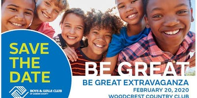 Boys & Girls Club of Camden County's Annual BE GREAT Gala - 2020