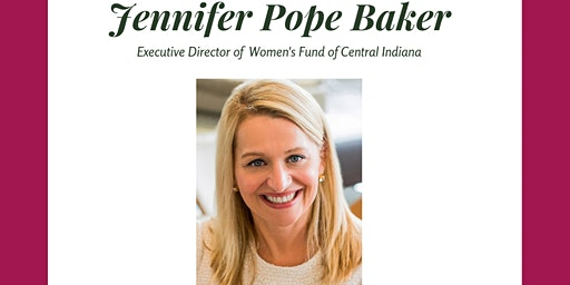 Women's Enrichment Series feat. Jennifer Pope Baker