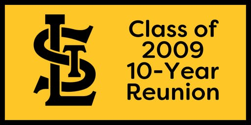St. Laurence Class of 2009 10-year Reunion
