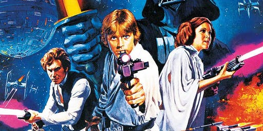 Tween Movie Night - Star Wars Movie Series