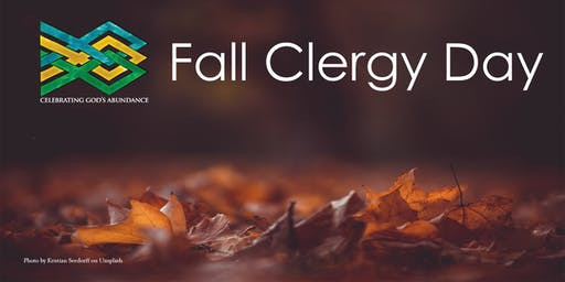 Fall Clergy Day