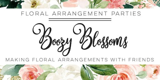 Floral Arrangement Party/Ladies Night Out!