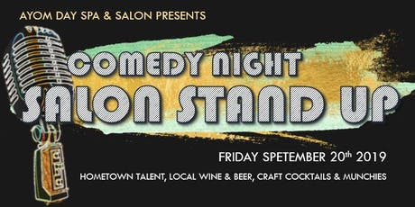 Comedy Night: Salon Stand Up tickets