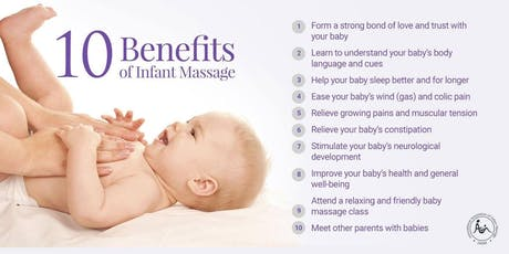Infant Massage tickets