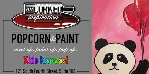 Kids Kanvas | Panda